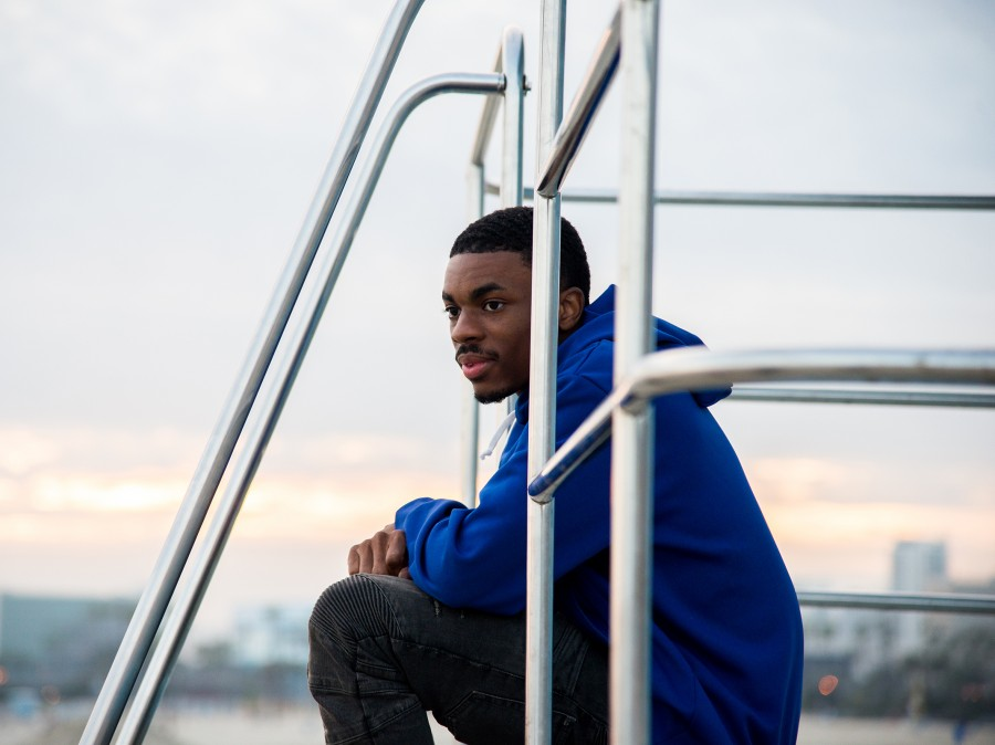 Vince Staples' new album, Summertime '06, comes out June 30.