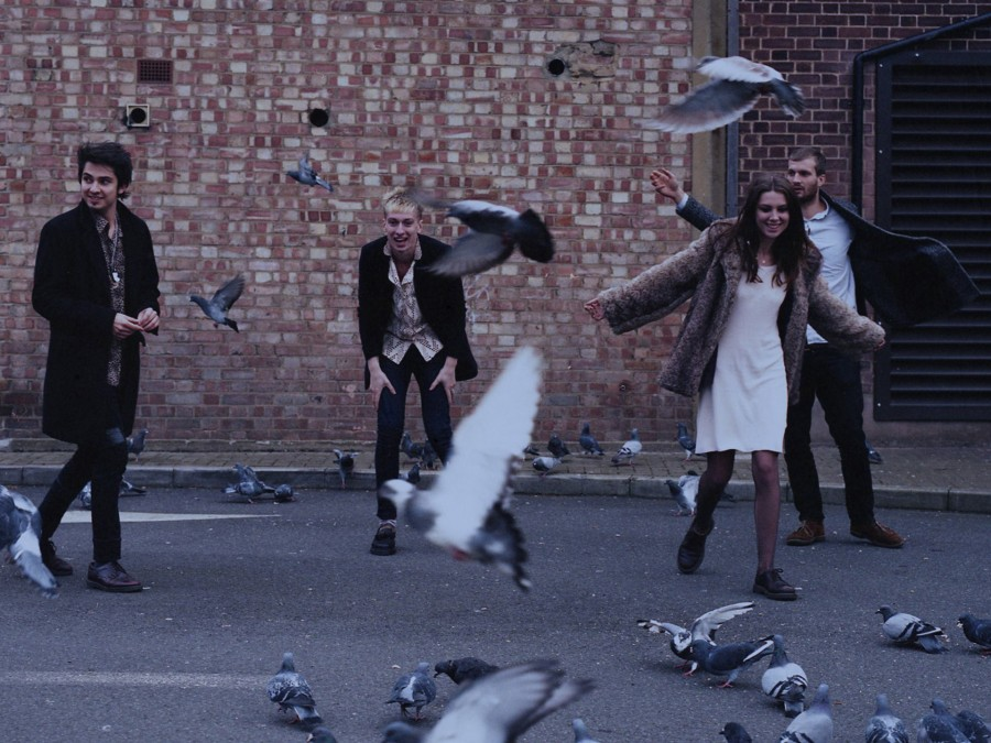 Wolf Alice's new album, My Love Is Cool, comes out June 23.