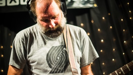 Built to Spill performs live in the KEXP studio.