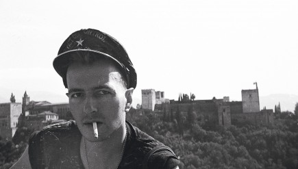 Nick Hall's documentary 'I Need A Dodge: Joe Strummer On The Run' premieres in D.C. Saturday.
