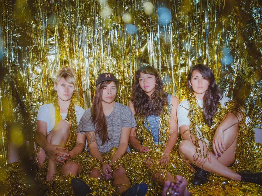 La Luz's new album, Weirdo Shrine, comes out August 7.