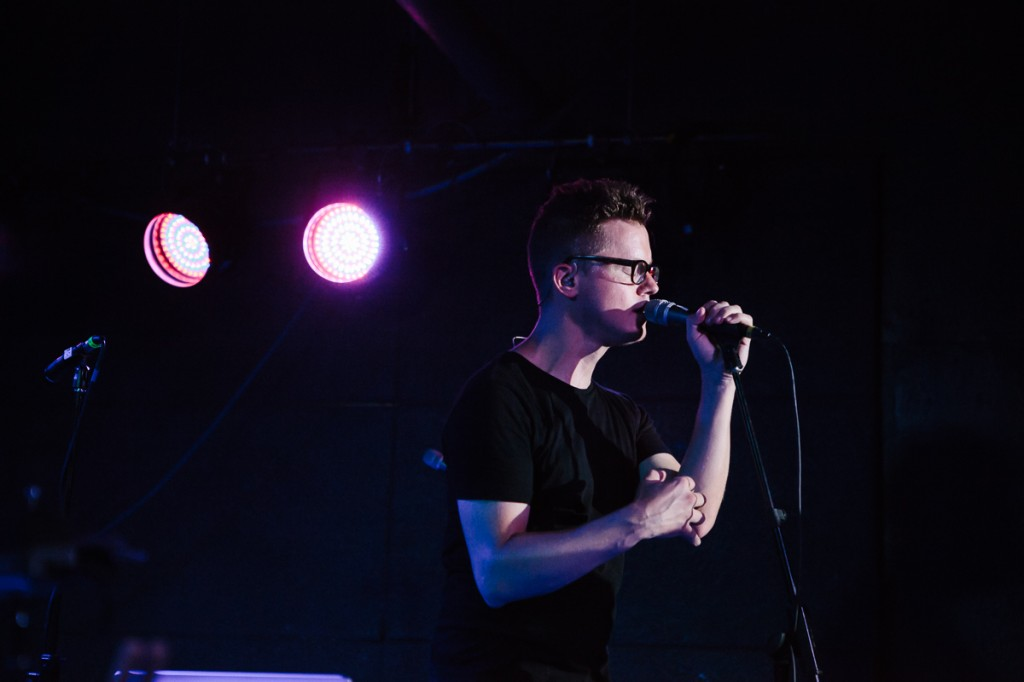 Son Lux and Landlady in DC