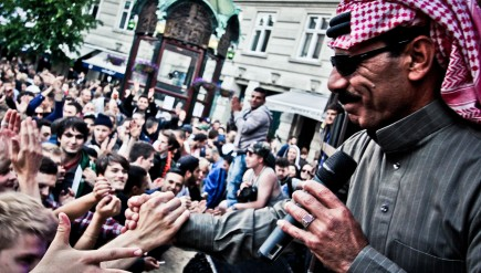 Omar Souleyman's new album, Bahdeni Nami, comes out July 24.