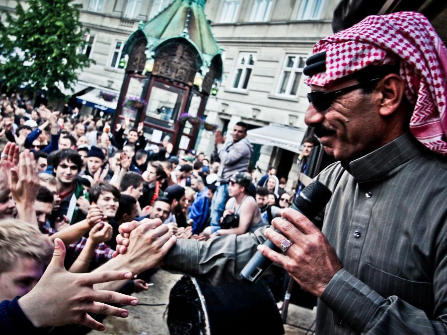 Omar Souleyman's new album, Bahdeni Nami, comes out July 24.