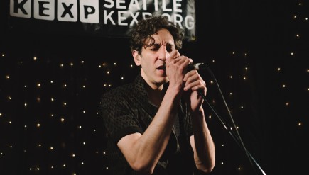 Tanlines performs live in the KEXP studio.