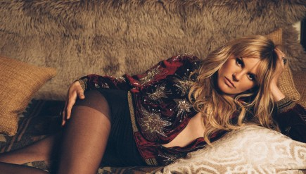Grace Potter's new album, Midnight, comes out August 14.