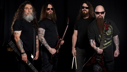 Thrash-metal pioneers Slayer are featured in a new short film co-produced by the Smithsonian.