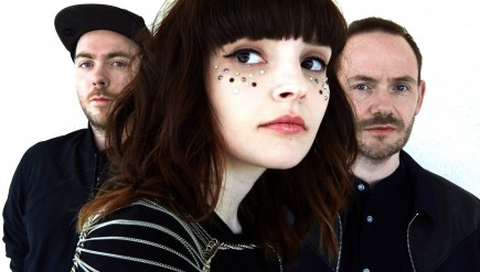 Chvrches' new album, Every Open Eye, comes out Sept. 25.