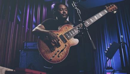 Thundercat performs live in the KCRW studio.