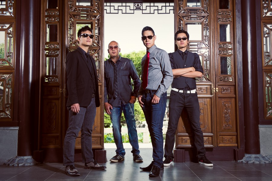 "The Slants have been locked in battle with the U.S. Patent and Trademark Office over the band's ""disparaging"" name."
