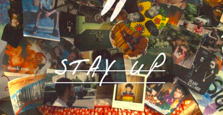 "Maryland's Abhi//Dijon keep the lights low on new EP ""Stay Up."""