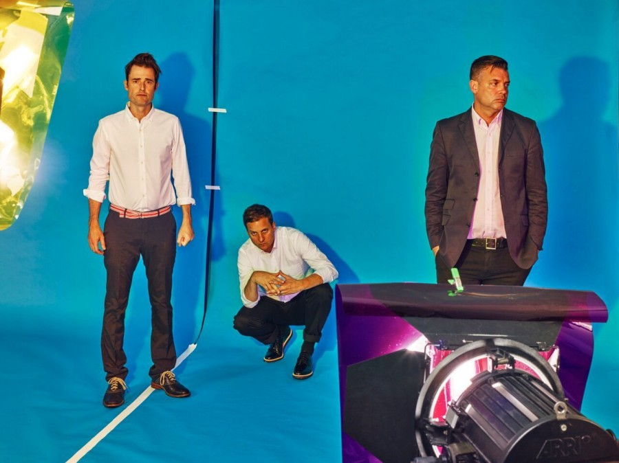 Battles' new album, La Di Da Di, comes out Sept. 18.