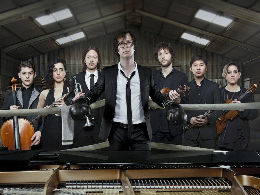 Ben Folds' new album, So There, comes out Sept. 11.