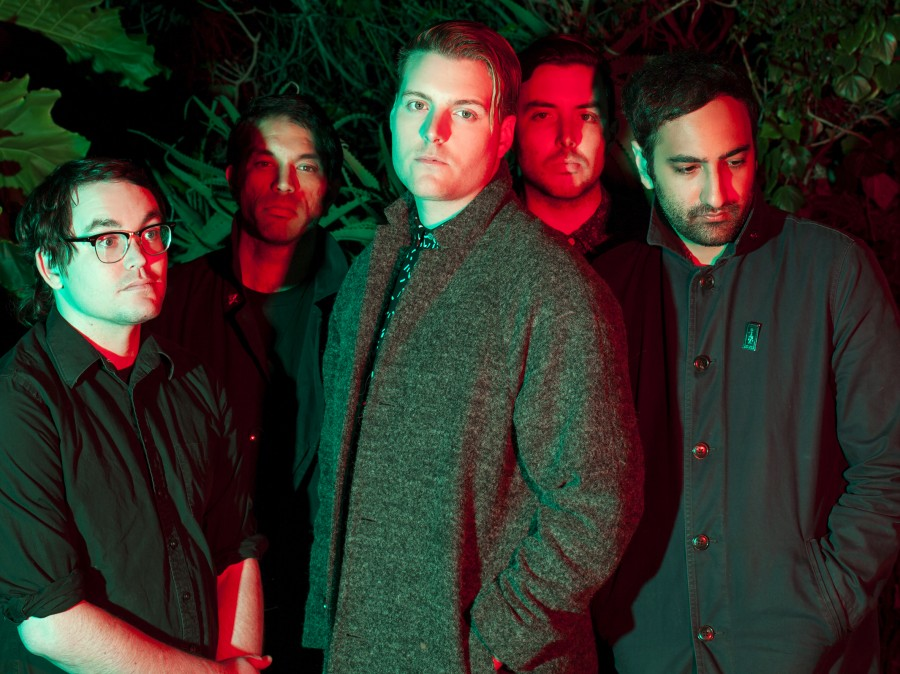 Deafheaven's new album, New Bermuda, comes out Oct. 2.