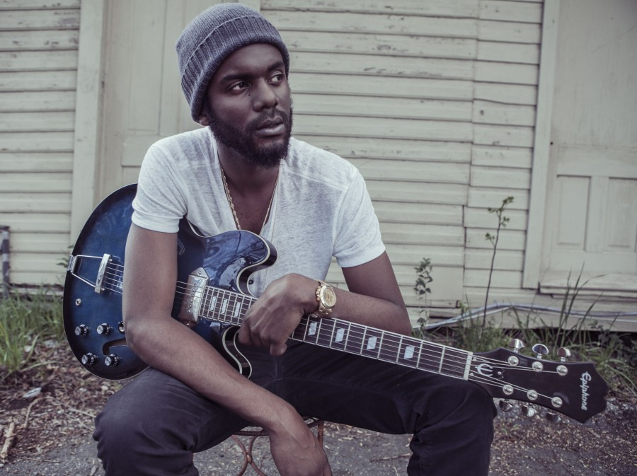 Gary Clark Jr.'s new album, The Story Of Sonny Boy Slim, comes out Sept. 11.