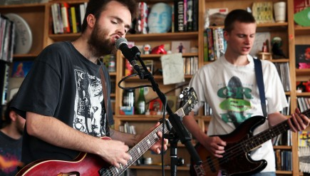 Tiny Desk Concert with Happyness