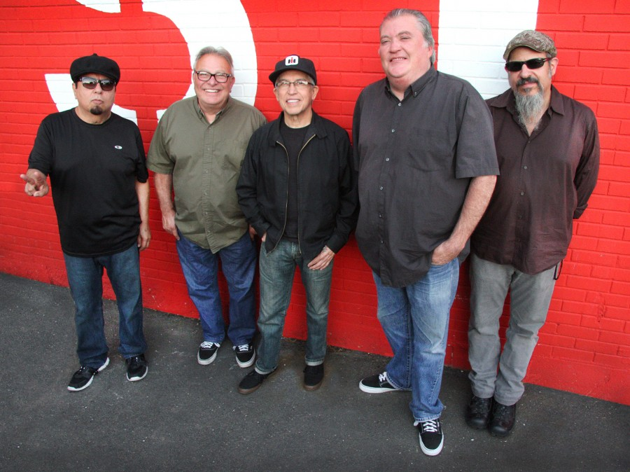 Los Lobos' new album, Gates Of Gold, comes out Sept. 25.