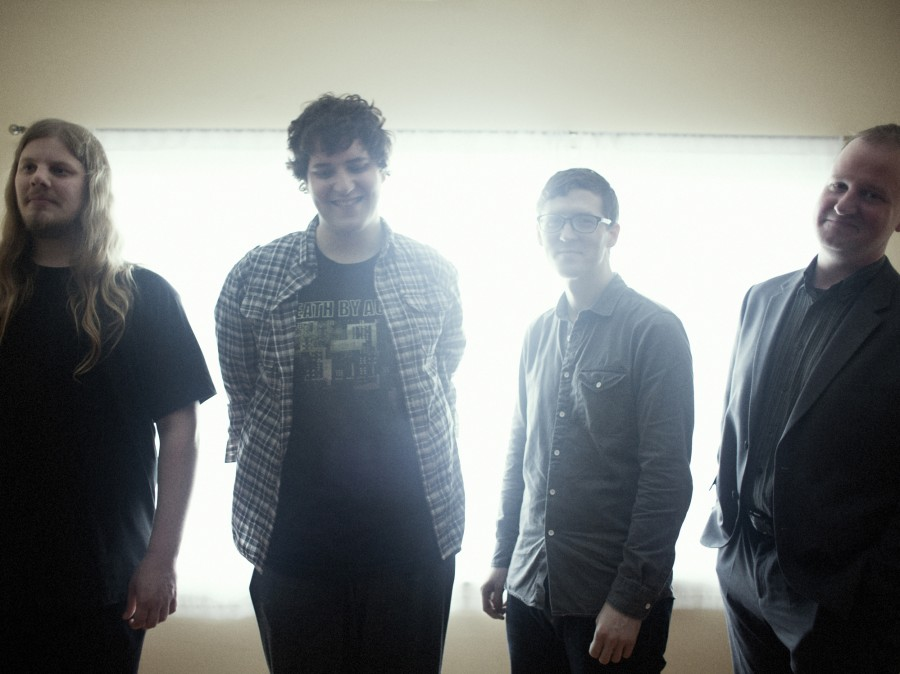 Protomartyr's new album, The Agent Intellect, comes out Oct. 9.