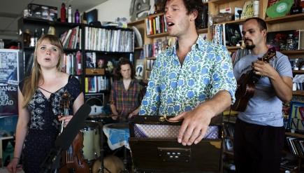 Tiny Desk Concert with Sam Lee