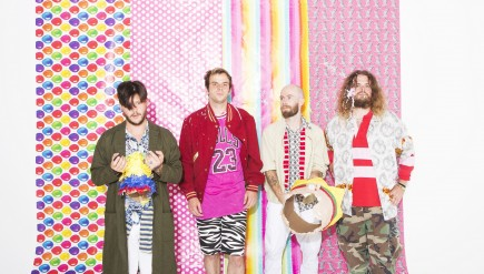 Wavves' new album, V, comes out Oct. 2.