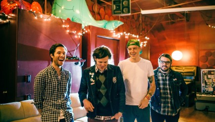 Beach Slang's new album, The Things We Do To Find People Who Feel Like Us, comes out Oct. 30.