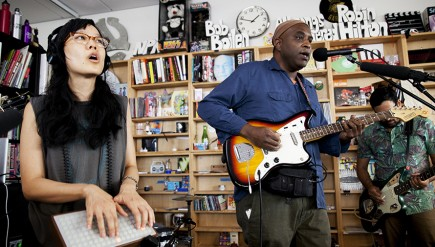 Tiny Desk Concert with Beauty Pill