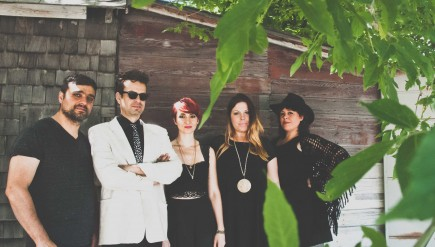 Chic Gamine's new album, Light A Match, comes out Oct. 23.