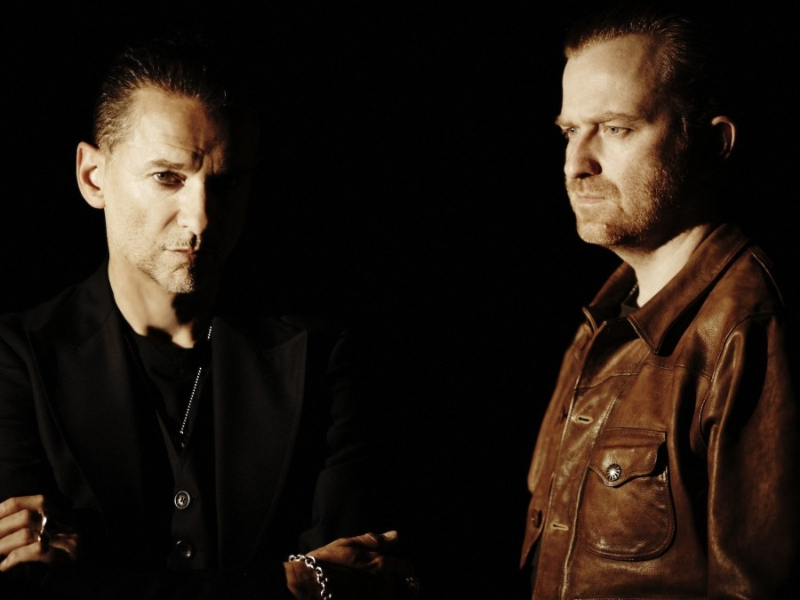 Dave Gahan & Soulsavers' new album, Angels & Ghosts, comes out Oct. 23.