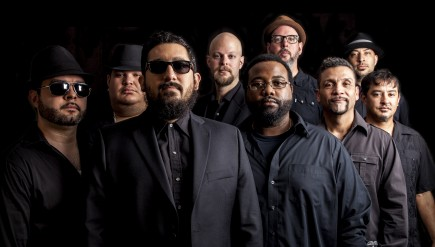 Grupo Fantasma's new album, Problemas, comes out Oct. 30.