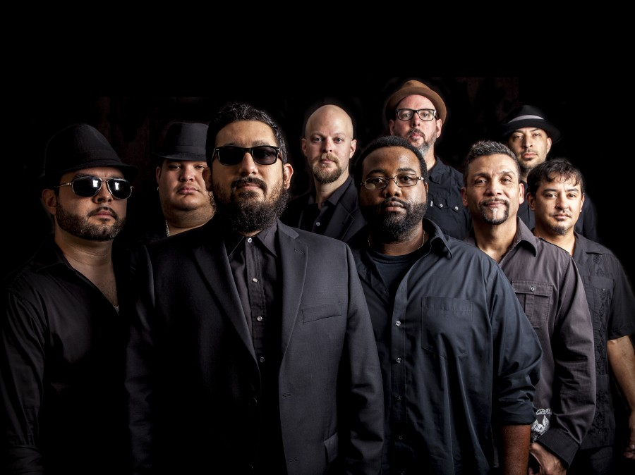 Grupo Fantasma's new album, Problemas, comes out Oct. 30.