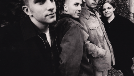 The final LP from Jawbox, the D.C. post-punk band that hopped to a major label in the '90s, has been reissued.