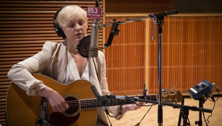 Laura Marling performs live in The Current's studios.