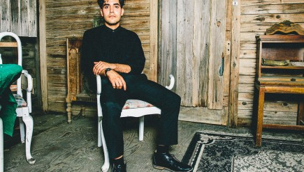 Neon Indian's new album, VEGA INTL. Night School, comes out Oct. 16.