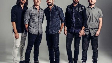 Old Dominion's new album, Meat And Candy, comes out Nov. 6.
