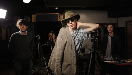Deerhunter performs live on KCRW.