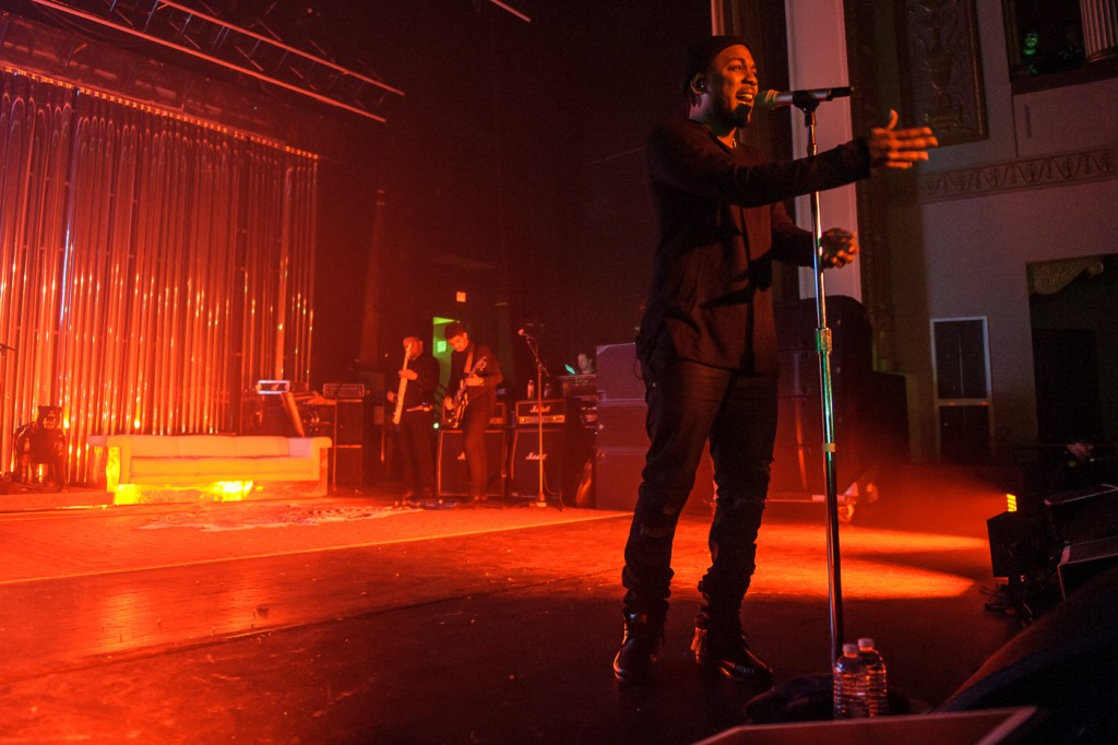 Kendrick Lamar at Lincoln Theatre