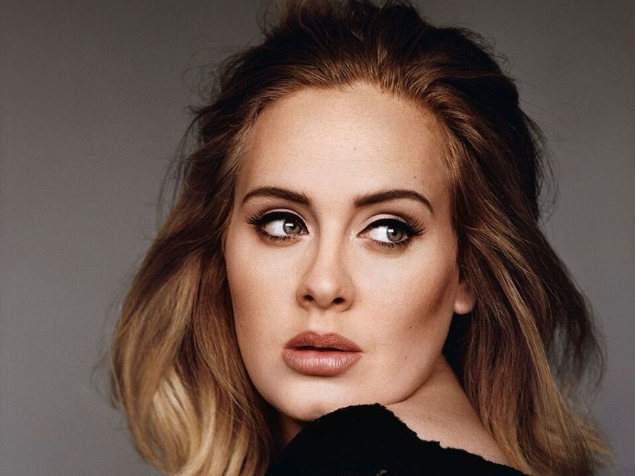Adele's new album, 25, is out now.