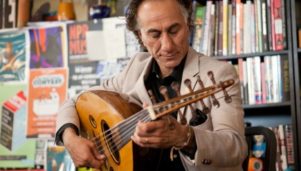Tiny Desk Concert with Rahim AlHaj