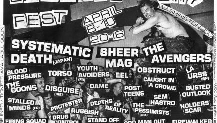 The fourth edition of hardcore punk festival Damaged City returns to D.C. in April 2016.