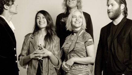 The Besnard Lakes' new album, A Coliseum Complex Museum, comes out Jan. 22.