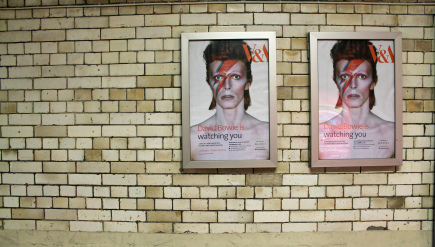 Before his death Sunday, rock star David Bowie traveled to the D.C. region numerous times. Celebrate the artist in town this week.