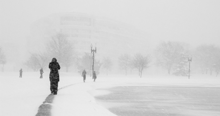 Its name was Jonas: The blizzard of 2016 now has a theme song.