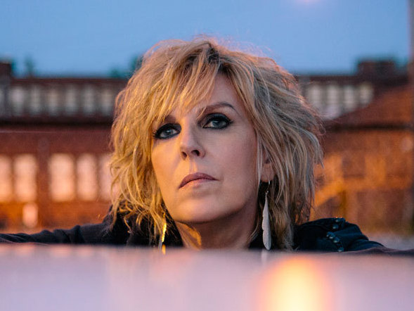 Lucinda Williams' new album, The Ghosts Of Highway 20, comes out Feb. 5.