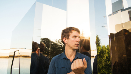 Shearwater's new album, Jet Plane And Oxbow, comes out Jan. 22.