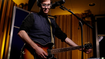 Bob Moses performs live on KCRW.