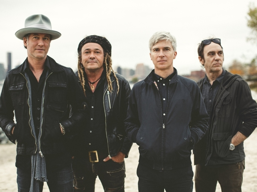 Nada Surf's new album, You Know Who You Are, comes out March 4.