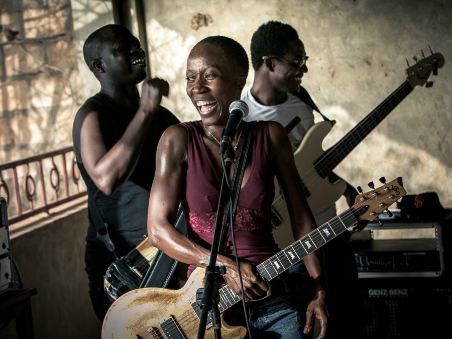 Rokia Traore's new album, Ne So, comes out Feb. 12.