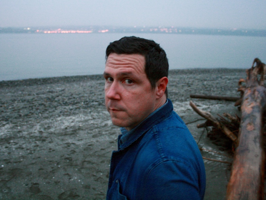 Damien Jurado's new album, Visions Of Us On The Land, comes out March 18.