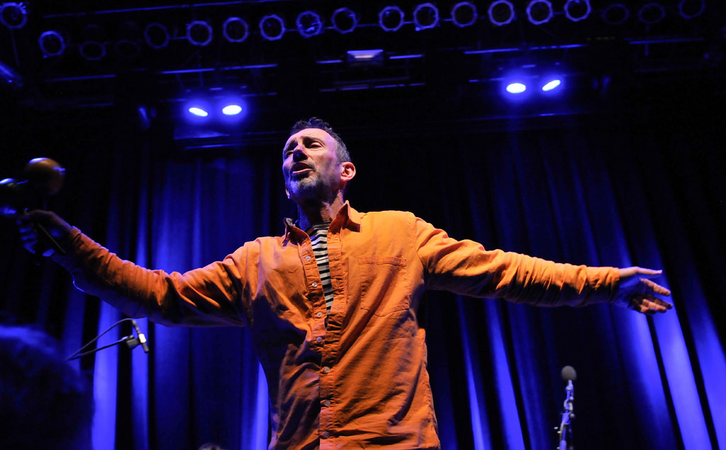 Jonathan Richman at 9:30 Club