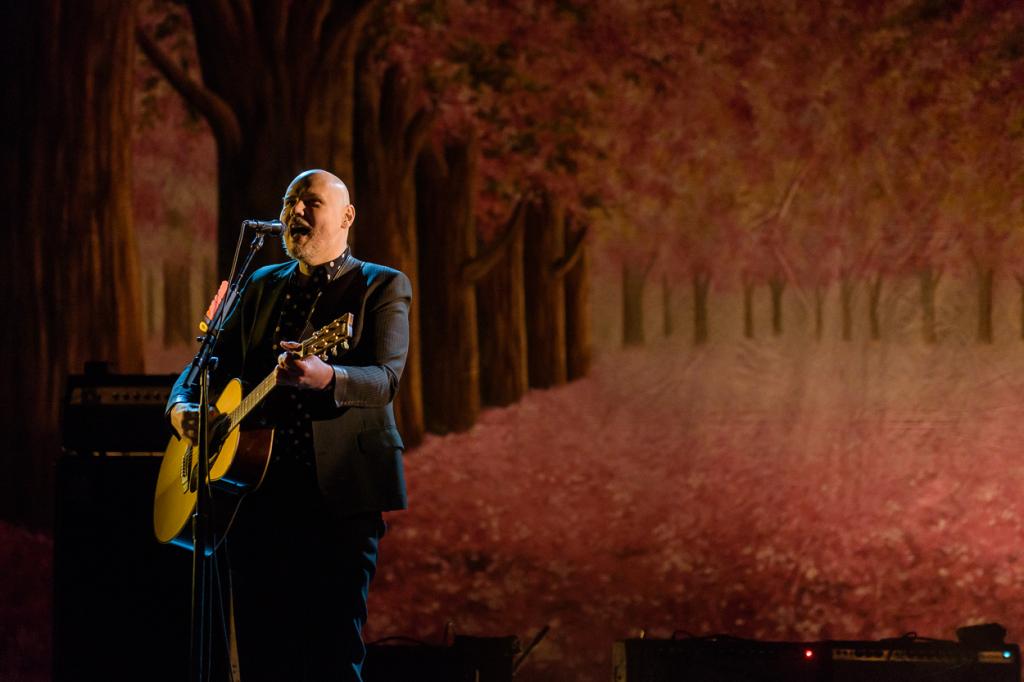 Billy Corgan at Lincoln Theatre